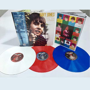 3LP Gatefold Sets
