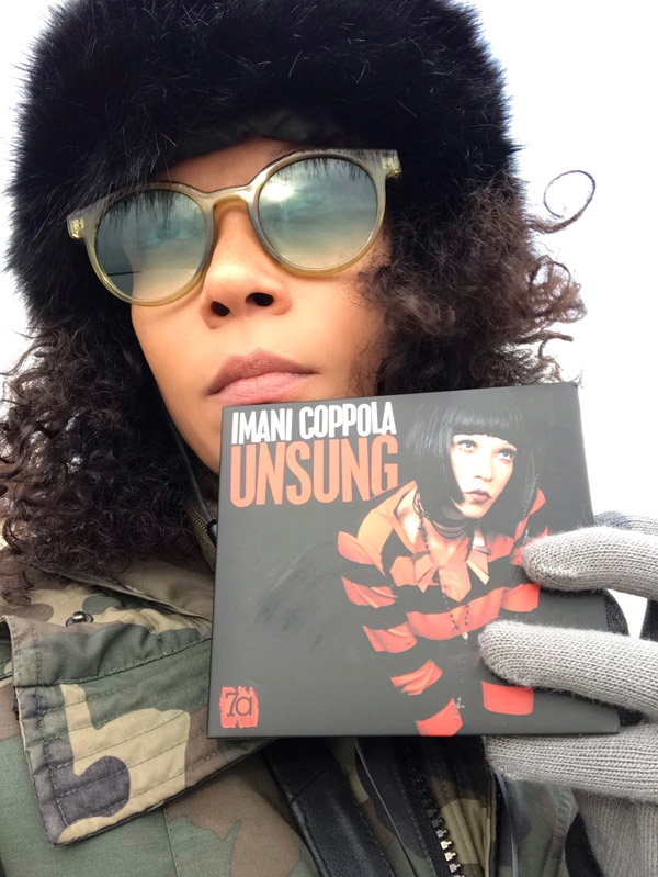 Imani Coppola